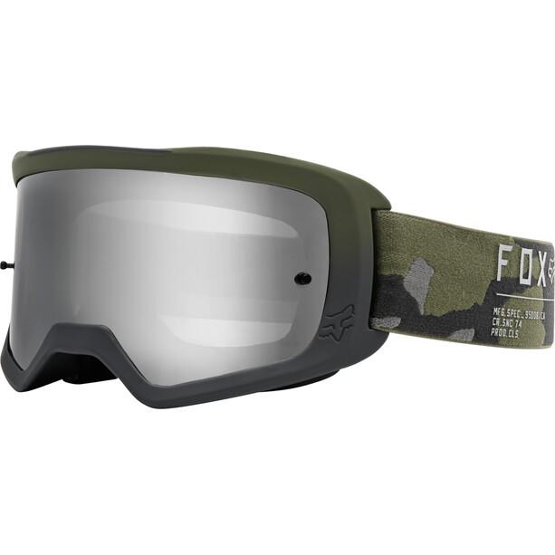 Fox Main II Gain Spark Brille camo/chrome mirrored