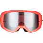 Fox Main II Gain Spark Brille fluorescent orange/chrome mirrored