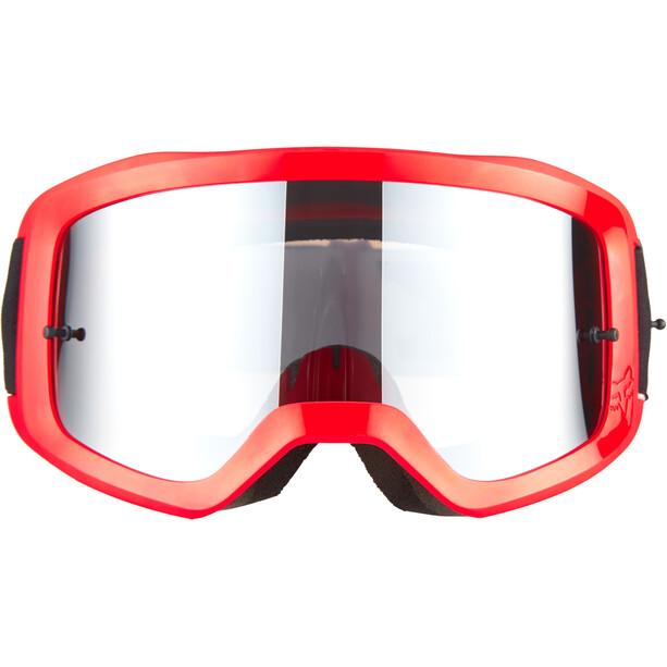 Fox Main II Linc Spark Brille flame red/chrome mirrored