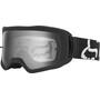 Fox Main II Race Goggles black/clear