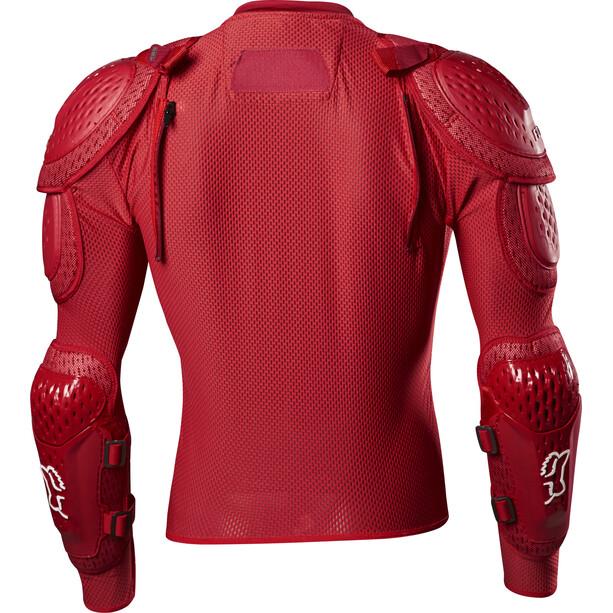 Fox Titan Sport Protektorenjacke Herren flame red