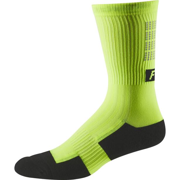 Fox Trail Lunar Cushion Socken Herren day-glo yellow