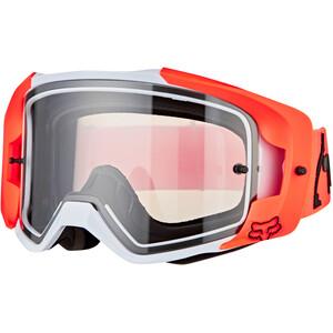 Fox Vue Dusc Goggles, oranje/transparant oranje/transparant
