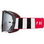 Fox Vue Vlar Spark Brille flame red/chrome mirrored