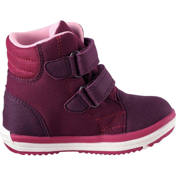 Reima Patter Wash Mid Shoes Barn deep purple