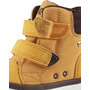 Reima Patter Wash Mid Shoes Barn ochre yellow
