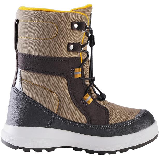 Reima Laplander Winter Boots Barn stone