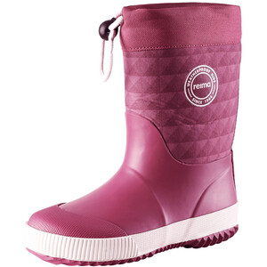Reima Loitsu Gummistiefel Kinder dark berry dark berry