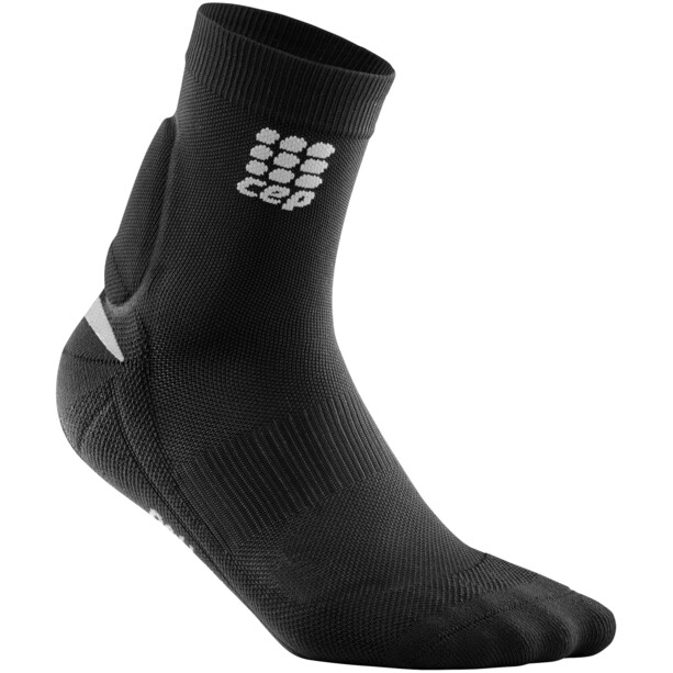 cep Ortho Achilles Support Kurze Socken Damen schwarz