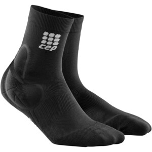 cep Ortho Ankle Support Calcetines Cortos Hombre, negro negro