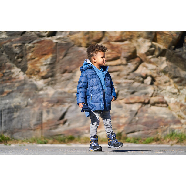 Color Kids Kauma Gefütterte Jacke Jungen marine