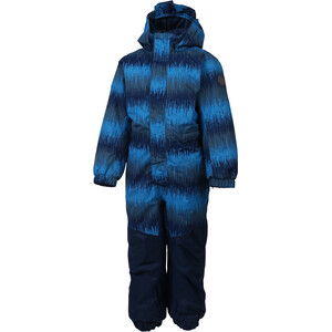 Color Kids Klement Gefütterter Coverall Kinder estate blue estate blue