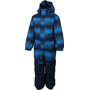 Color Kids Klement Gefütterter Coverall Kinder estate blue
