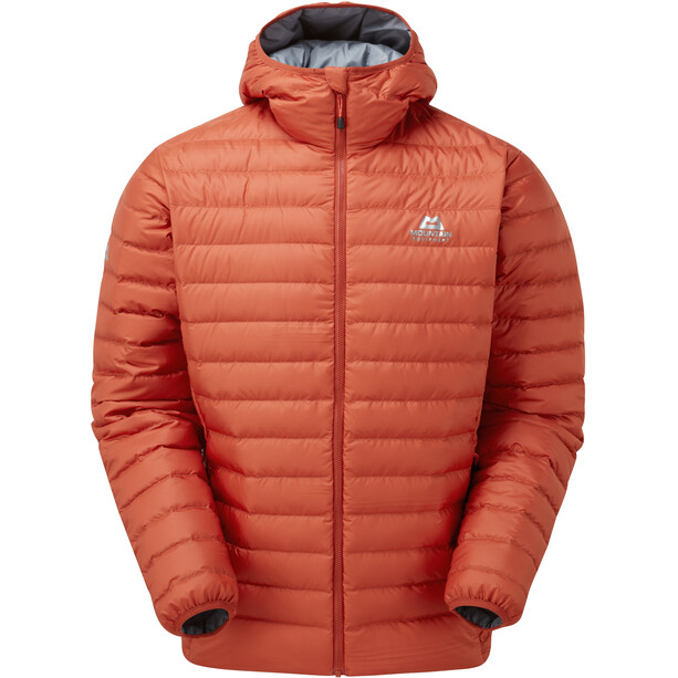 Mountain Equipment Earthrise Hooded Jacket Herr Bracken