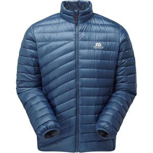 Mountain Equipment Earthrise Jacket Herr Denim Blue Denim Blue