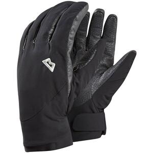 Mountain Equipment Terra Gloves Herr svart/blå svart/blå