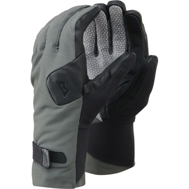 Mountain Equipment Direkt Handschuhe shadow/black