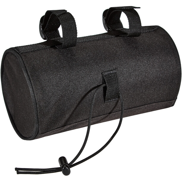 Red Cycling Products Rocket Roll Lenkertasche black