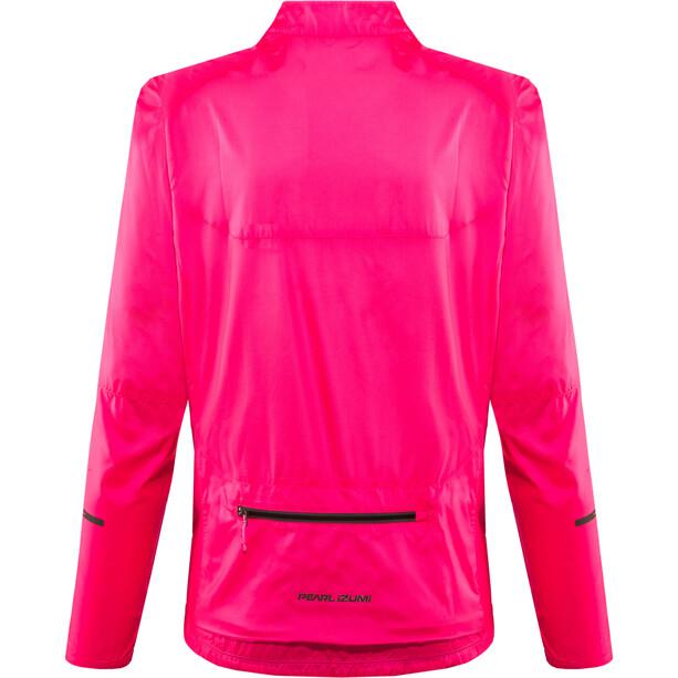 PEARL iZUMi Elite Escape Barrier Jacke Damen screaming pink