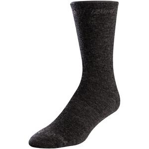 PEARL iZUMi Merino Wool Tall Socken schwarz schwarz