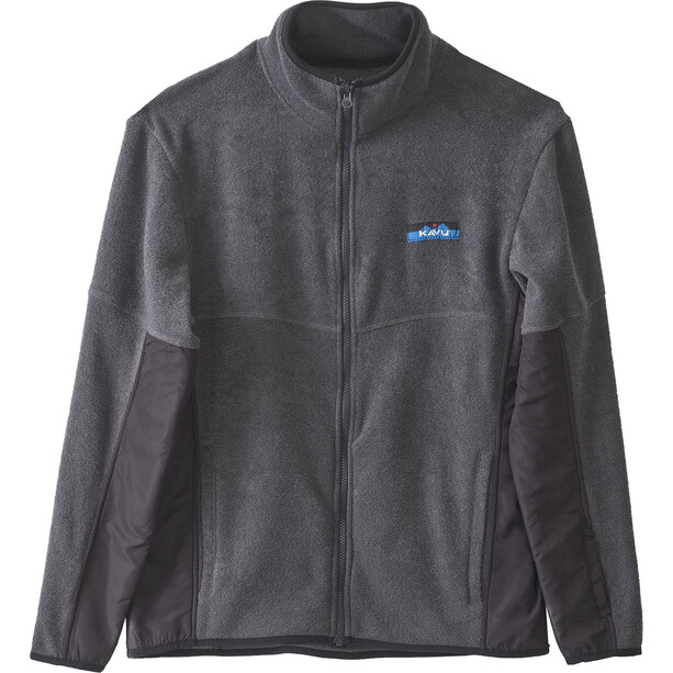KAVU Braeburn Jacket Herr charcoal