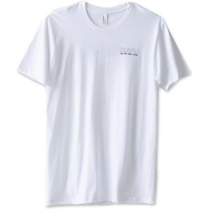 KAVU Define Range T-Shirt Herr white white
