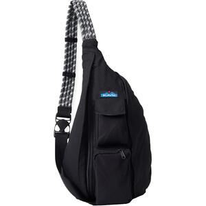 KAVU Rope Bag Black Black