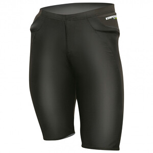 Komperdell Pro Shorts schwarz schwarz