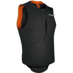Komperdell Pro Weste schwarz/orange schwarz/orange
