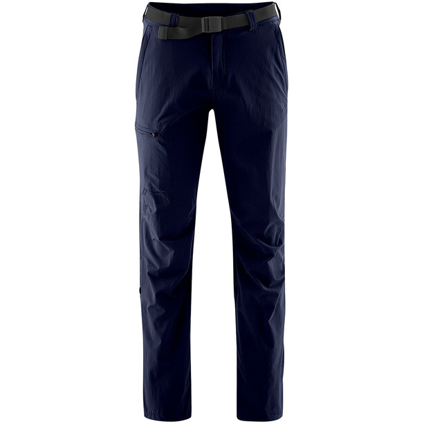 Maier Sports Nil Pantalon retroussable Homme, bleu