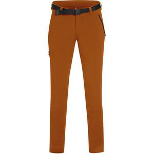 Maier Sports Naturno Slim Trekking Hose Herren orange orange