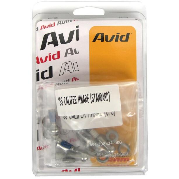 Avid Matériel de montage pour frein à disque acier