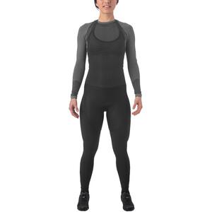 Giro Chrono Expert Thermo Neckholder Trägerhose Damen black black