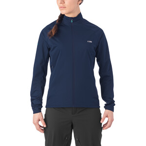 Giro Stow H2O Jacke Damen midnight blue midnight blue