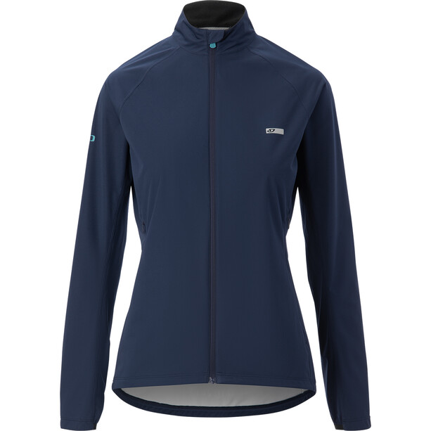 Giro Stow H2O Jacke Damen midnight blue