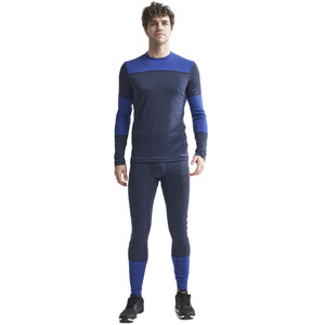 Craft Baselayer Set Herren blaze/burst blaze/burst