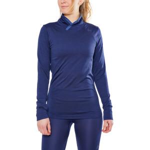 Craft Fuseknit Comfort Wrap Langarmshirt Damen maritime maritime