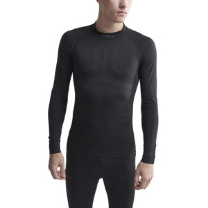 Craft Active Intensity LS Rundhalsshirt Herren black/asphalt black/asphalt