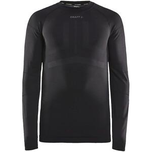 Craft Active Intensity LS Rundhalsshirt Herren schwarz schwarz