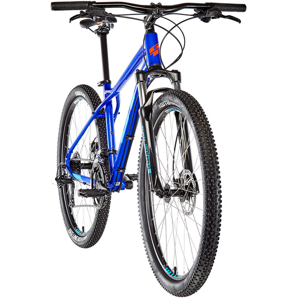 "GT Bicycles Aggressor Expert 27.5"" gloss electric blue"