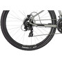 """GT Bicycles Aggressor Expert 27.5"""" satin med silver"""