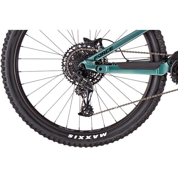 "GT Bicycles Force Amp 29"" satin jade"