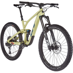 "GT Bicycles Force Carbon Expert 27.5"" gloss moss gloss moss"