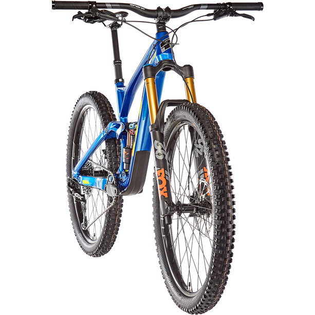 """GT Bicycles Force Carbon Pro 27.5"""" gloss team blue"""