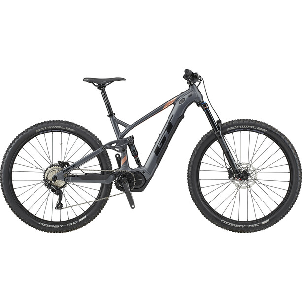 """GT Bicycles Force Current 29"""" satin gunmetal"""