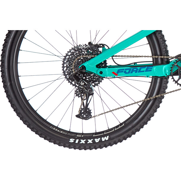 """GT Bicycles Force Expert 29"""" gloss pitch green"""