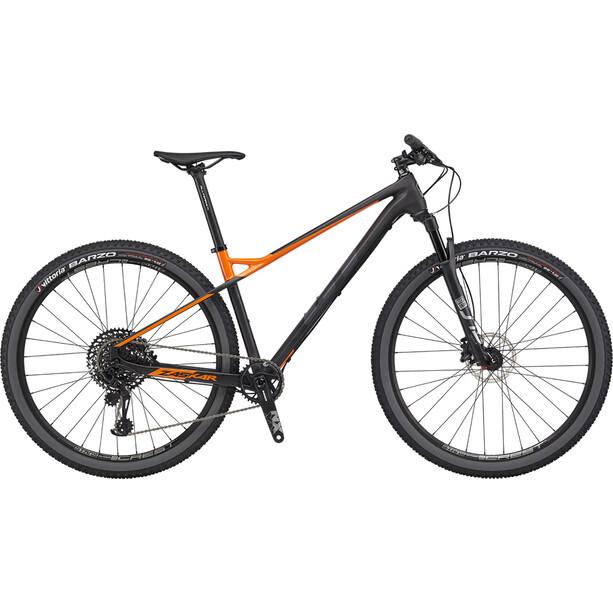 "GT Bicycles Zaskar Carbon Expert 29"" satin raw/gloss orange"