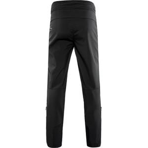 VAUDE Zetar Softshell Pants Men black black