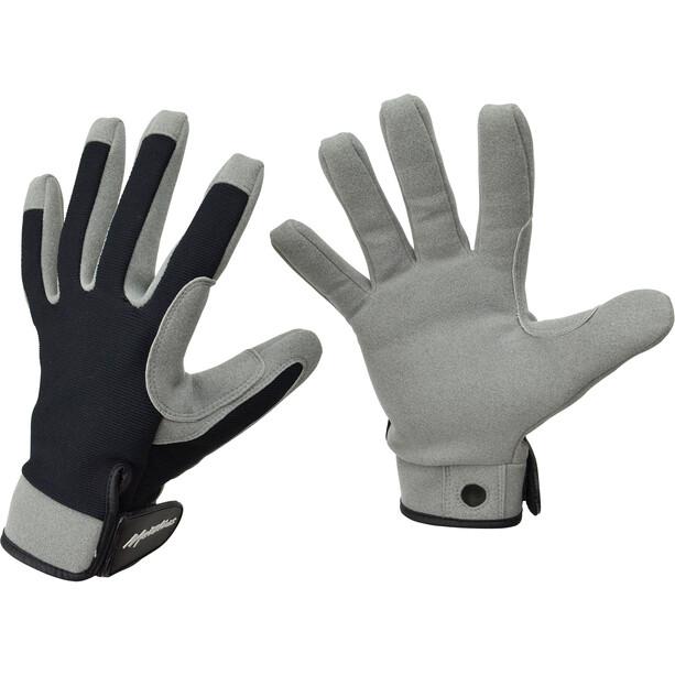Metolius Belay Slave Handschuhe gray/black
