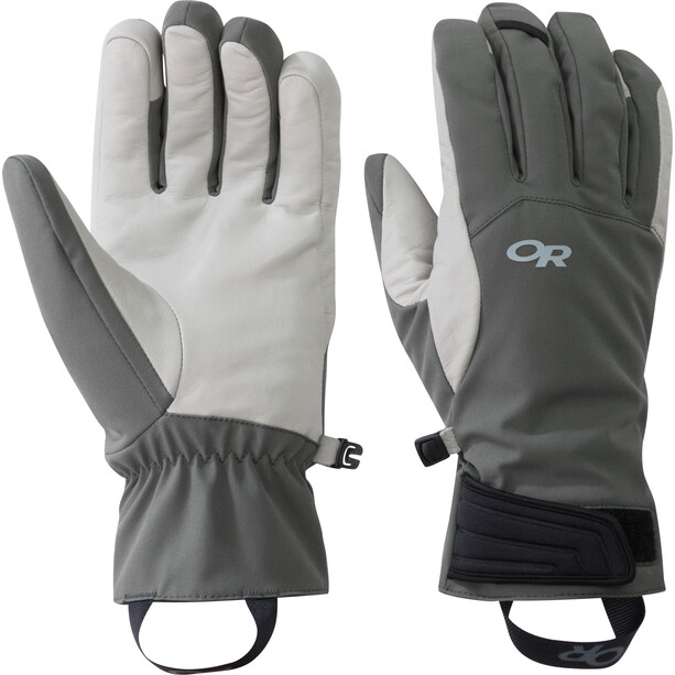 Outdoor Research Direct Contact Handschuhe charcoal/alloy